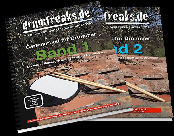 Notenlehre - Band 1 und 2